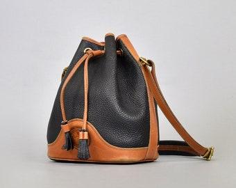 Dooney & Bourke Drawstring Bucket Bag