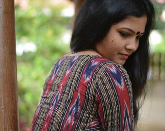 Swara Ikat Blouse