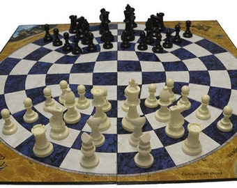 Castle Siege Chess (chess variant)