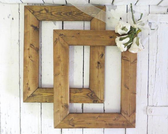 Rustic Cottage Frames Vintage Frames Primitive Frames