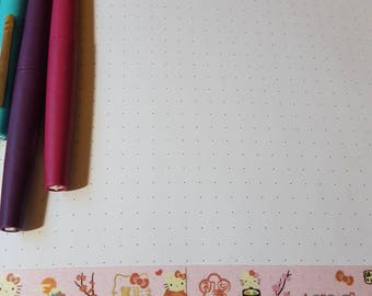 Pink Hello Kitty 30 in Washi Tape Sample