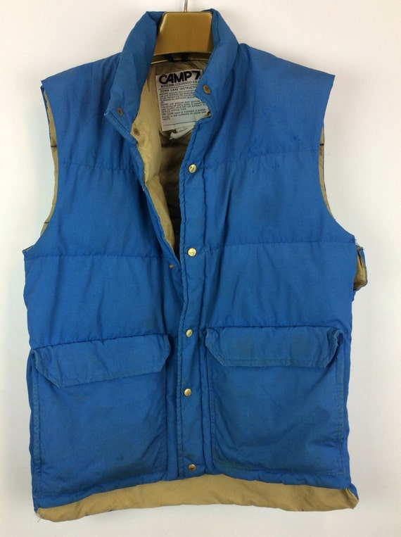 Very Vintage Authentic Field & Stream Jungle Adventure / Fishing Vest, vintage men's clothing outdoor gear fishing vest camping beach party