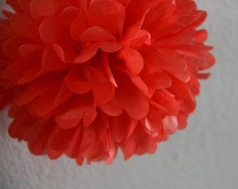 Mandarine rot - ein pom