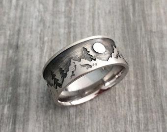 Eye of Horus ring Egyptian ring Egyptian wedding ring Eye