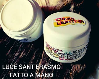 Face cream O and soothing body for dry and dehydrated skin