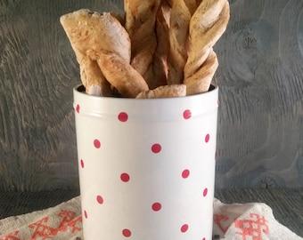 Bread Sticks (GF, Vegan)
