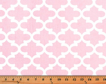 Upholstery Fabric, Premier Prints, Fabric By The Yard, Fulton, Bella Pink, Pink Fabric, Twill, Geometric Fabric Home Decor, FAST SHIPPING