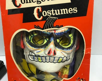 Vintage Costume Monster