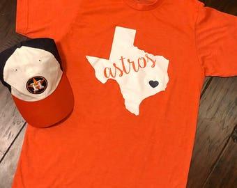 Houston Astros, Texas, Adult and kid sizes