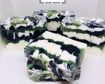 Manly Man Cold Process Soap