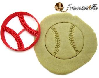 Baseball Cookie Cutter/Multi-Sizes