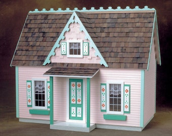 The Victorian Cottage Jr. Dollhouse Real Good Toys