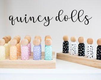 Quincy Dolls
