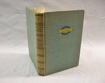 Vintage The Story of George Washington Book, Vintage George Washington Book, Children's George Washington Book, Children's History Book