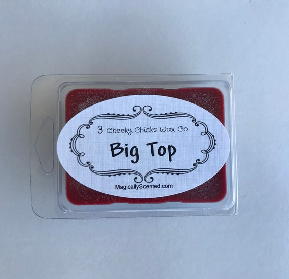 Big Top Wax Melts