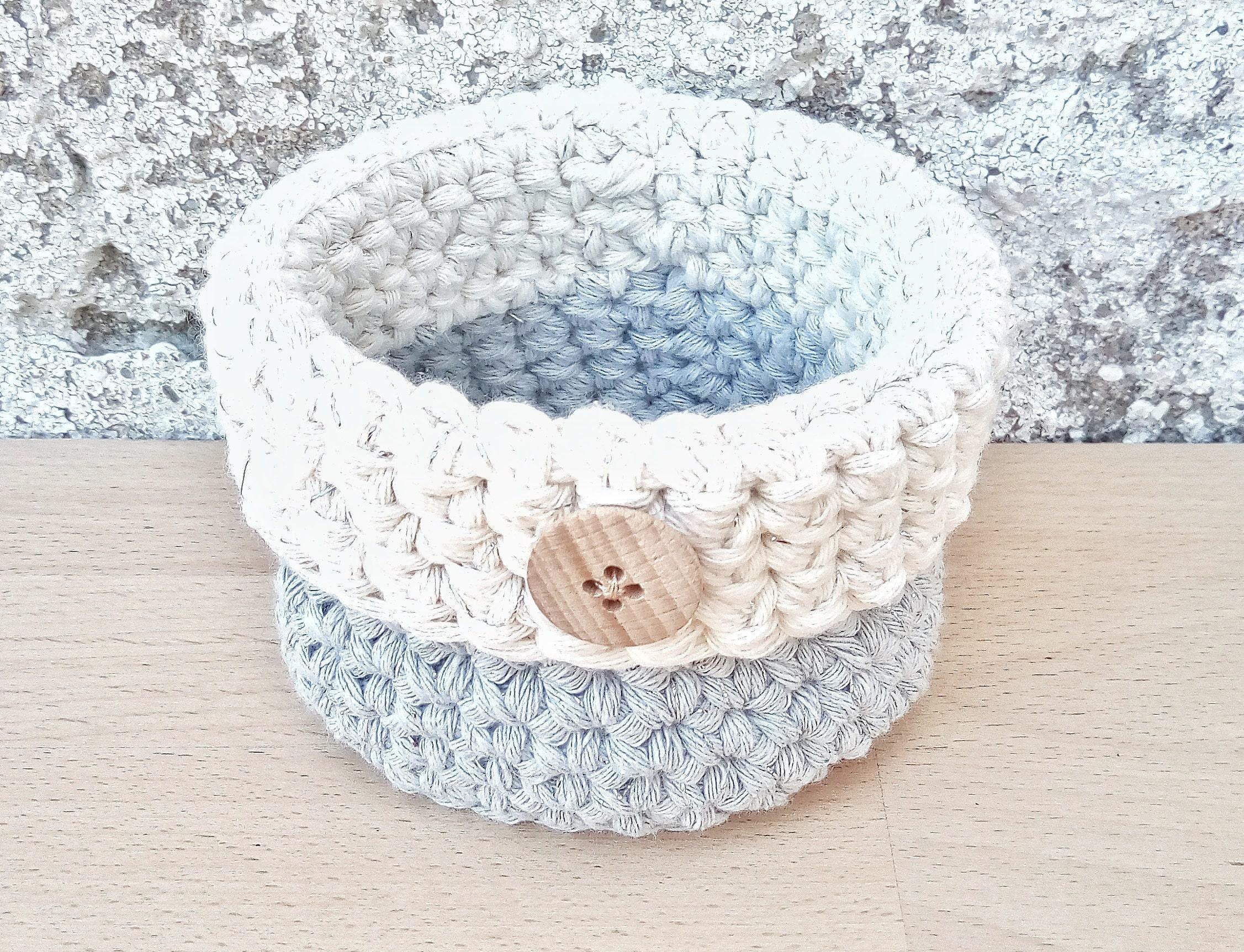 Moderno Crochet Patrón De Sombrero De Almacenamiento Bandera - Coser ...