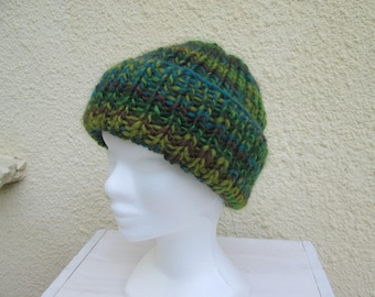 Very warm Merino Hat