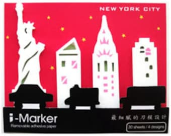 Sticky Notes / Memo Sticker Post it - New York