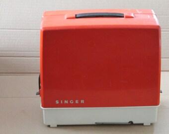 Old Rare Sewing Machine Singer 1960Years