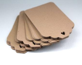 150pcs Kraft paper tags, Rustic wedding favors, Country wedding tags, Wedding favor tags, Kraft tags, Brown favor tags, Wedding gift tags