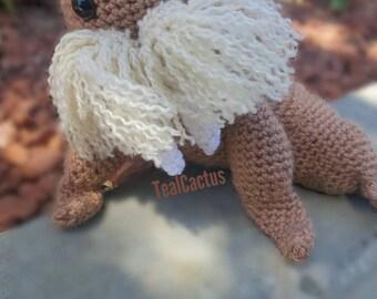 Crochet Walrus - Amigurumi