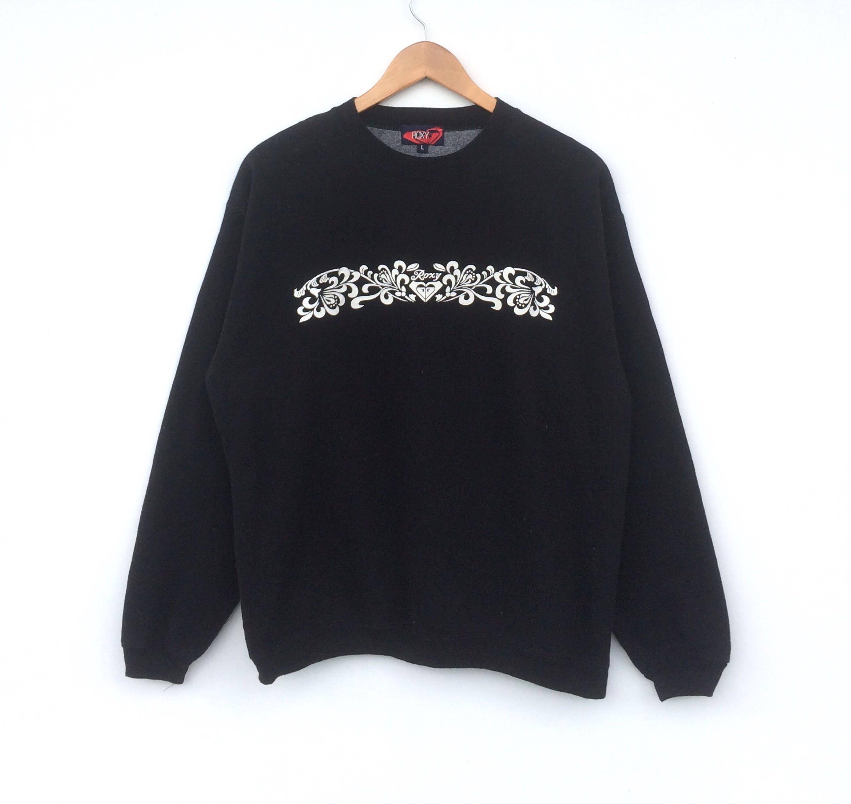 Vintage 90's Kaseshe Street Spirit Multicolour Sweatshirt Large Size Jumper Pullover Jacket Sweater Shirt 0Okwe9e
