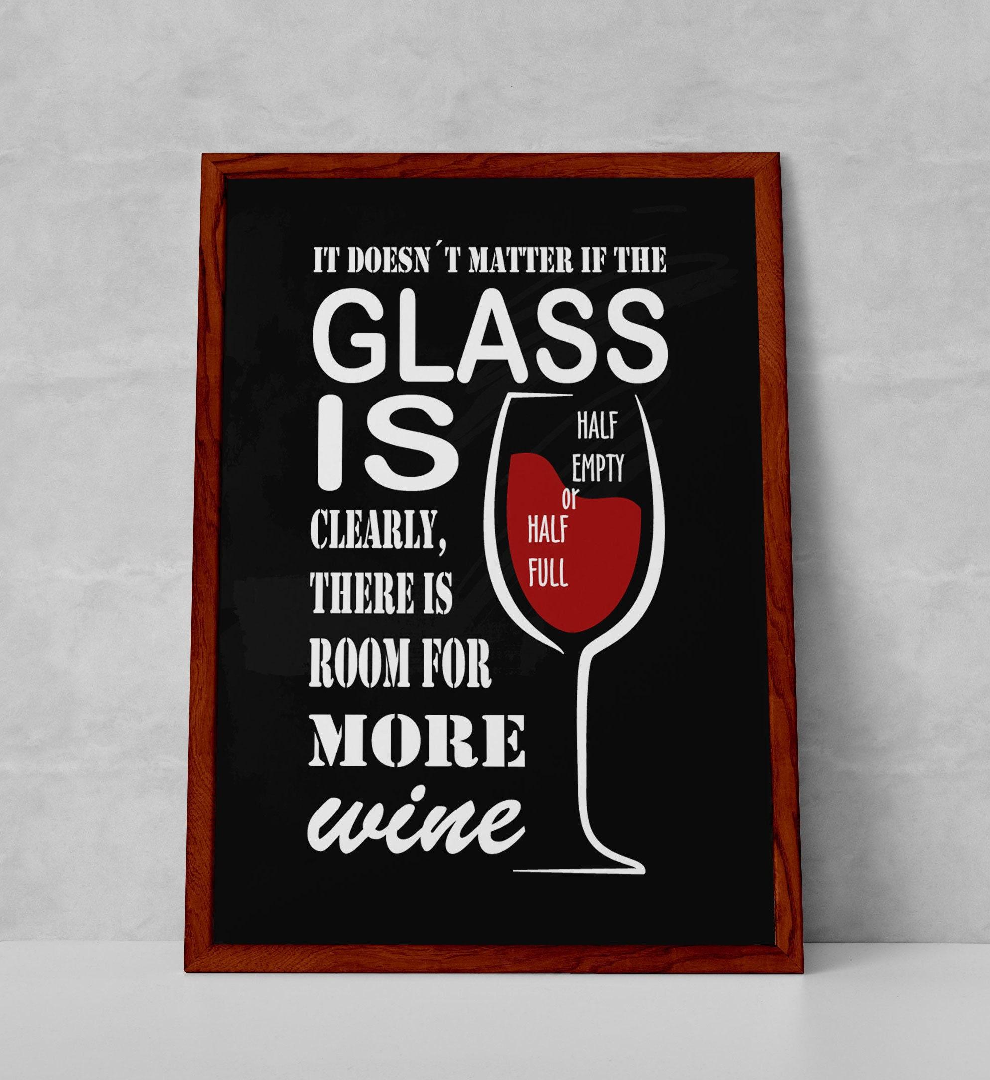 Rot Wein Küche Dekor Wein Küche Wand-Kunst. Wein Druck Wein