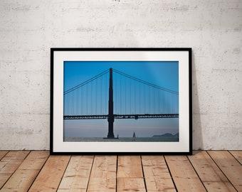 Golden Gate Bridge | San Francisco | California | Photo Print