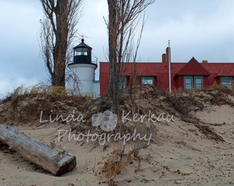 On the Hill at Point Betsie