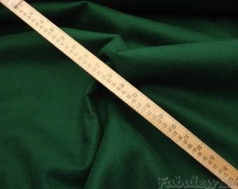 "Dark hunter green Acrylic Felt 72"" wide made in USA fabric per yard"