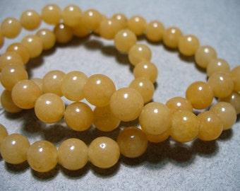 Beads Gemstone Round Red Aventurine 6MM