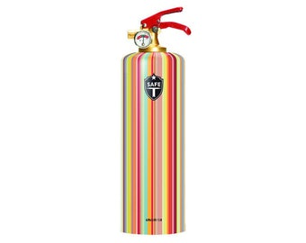Designer Fire Extinguisher - FULLCOLORS  ***BEST SELLER***