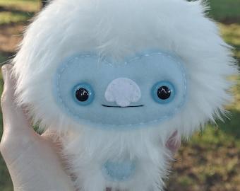 Fuzzy Yeti