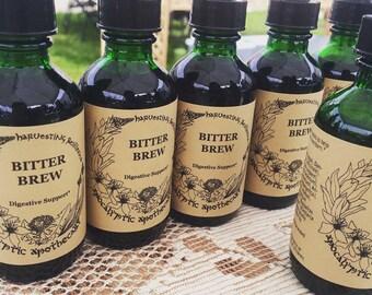 Bitter Brew: Digestive Bitters Blend
