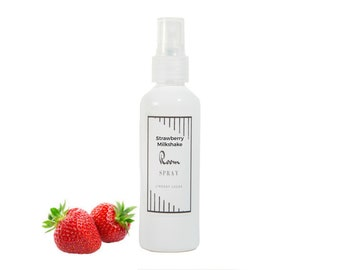 Strawberry Scented Room Spray, Strawberry Air Freshener, Room Spray, Car Spray, Strawberry Scent, Fruity Scented Room Spray, Sweet Spray