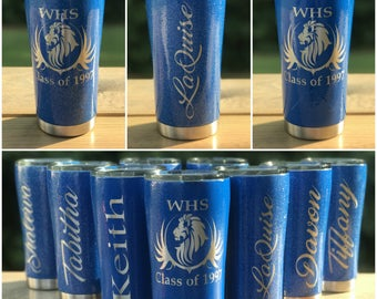 Custom Personalized Stainless Steel Tumbler