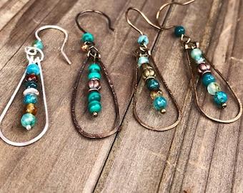 Bohiemian Girl Earrings