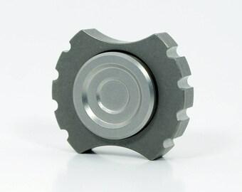 Rotobow Nano Ti  - titanium fidget spinner