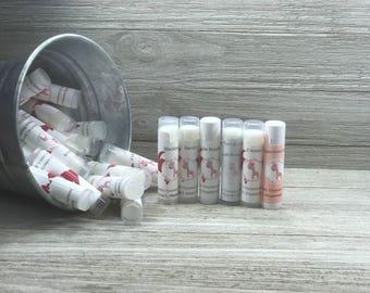 Chapstick, Lip Balm, Homemade Chapstick, Homemade Lip Balm, Coconut oil, Beeswax, handmade Chapstick, Handmade Lip Balm NO TRACKING