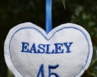 Kenny Easley - Seahawks Ornament