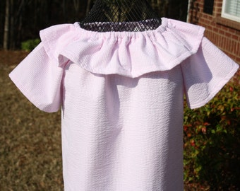 Womens Add a Ruffle to your Top or Dress