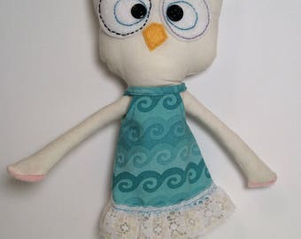 Tessie Owl (Stuffed Animal)