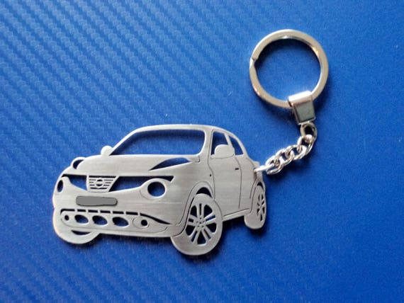 Nissan Juke Key Chain Personalized Keyring Car Keychain
