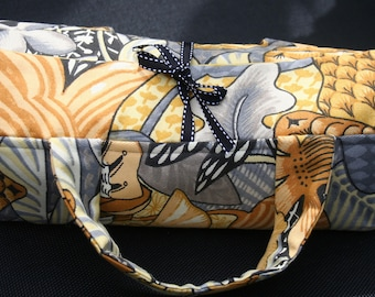 Lined with coated cake bag quilted cake bag