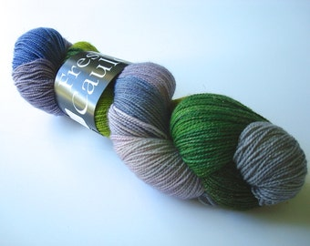 Meadow II- Celestial Sock