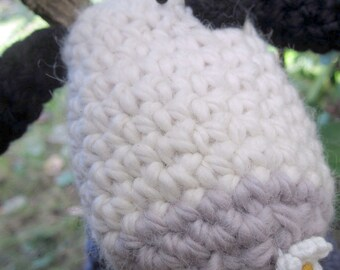 Crochet Pattern for Daisy the Cow