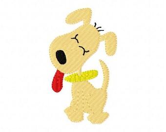 Embroidery Design, Dog // Doggy // Puppy //  // Joyful Stitches