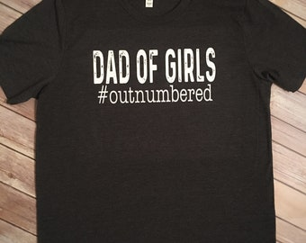 Dad of Girls Tee