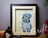 Dog Portrait Custom, Cust...