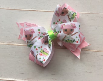 FLASH SALE *** Lalaloopsy Boutique Hairbow Barrette